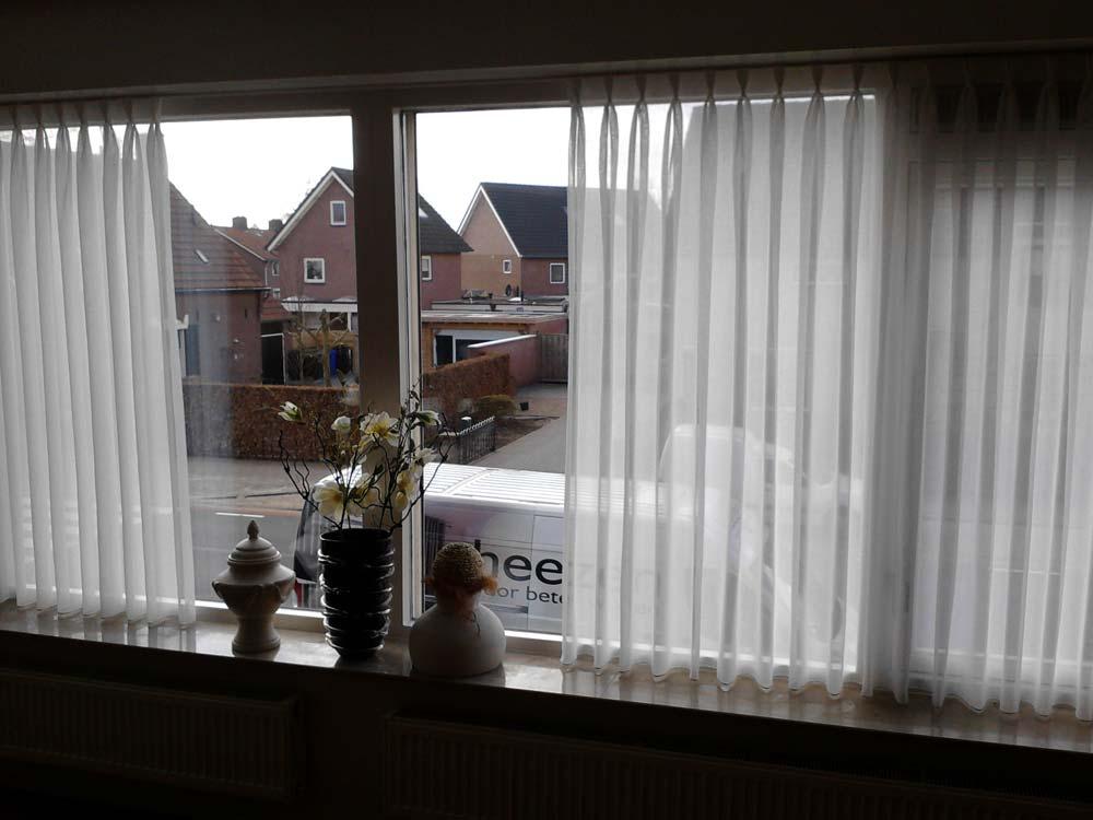 Vitrages - Gordijnen voor de woonkamer ...